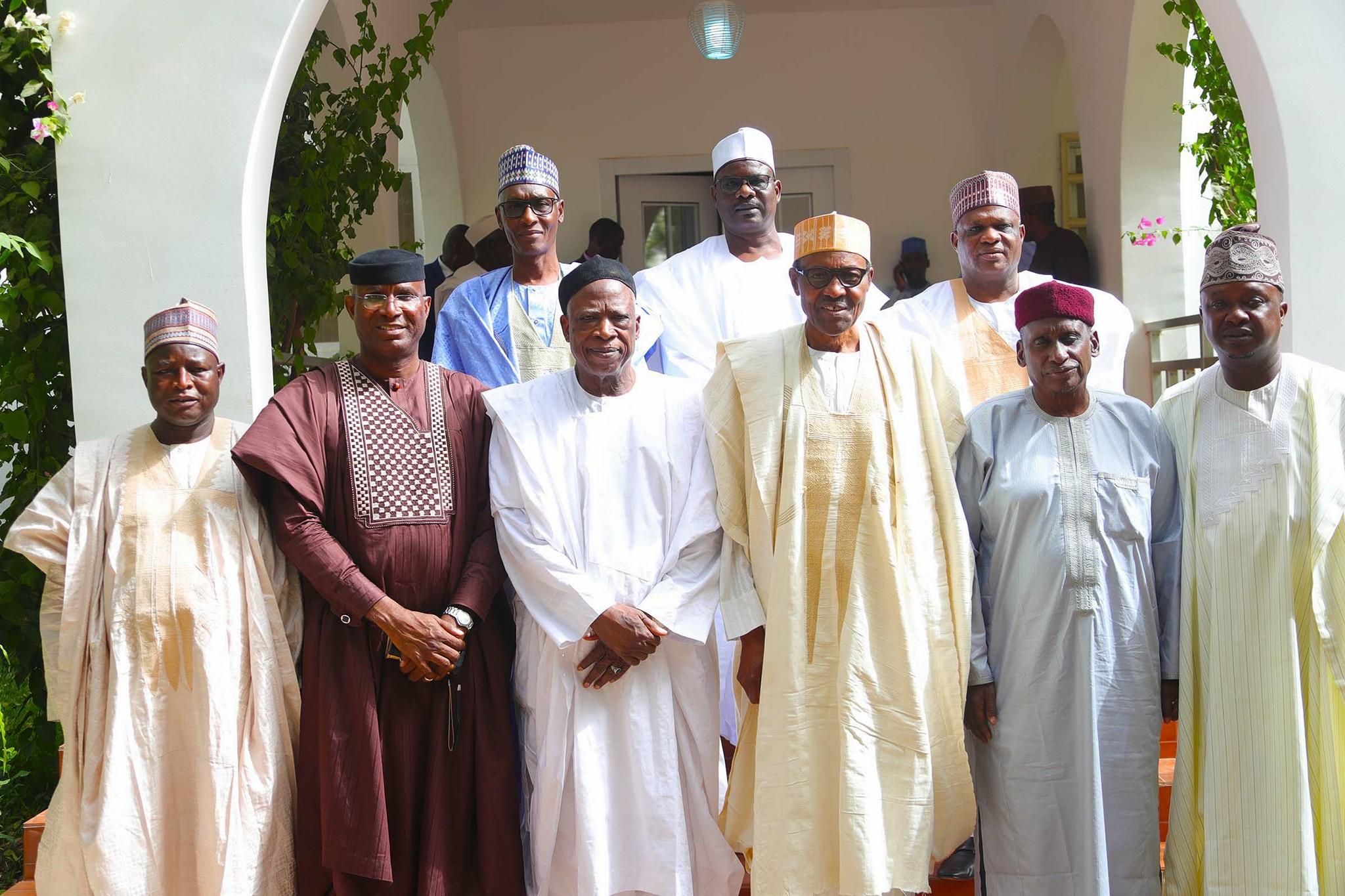 President Buhari Thanks Senators For Expressing Solidarity With Katsina People