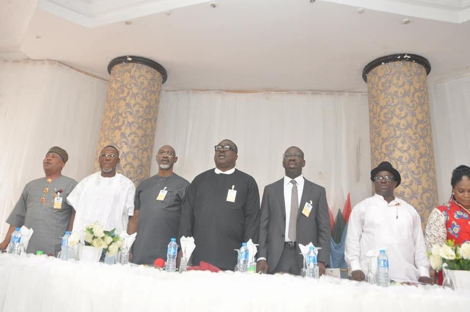 South-South APC Endorses Adams Oshiomhole For National Chairman