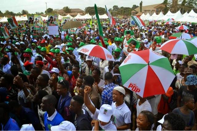 Over 5000 APC Members Defect to PDP in Kaduna