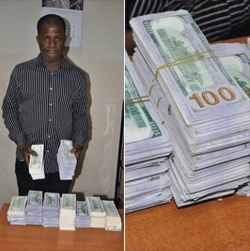 EFCC Docks Man Over Fake $492,000 Notes