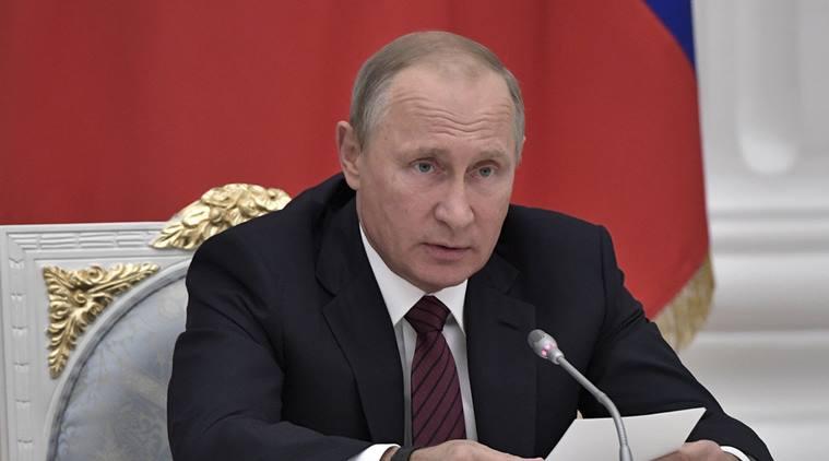 Vladimir Putin Begins Fourth Term, To Rule Till 2024