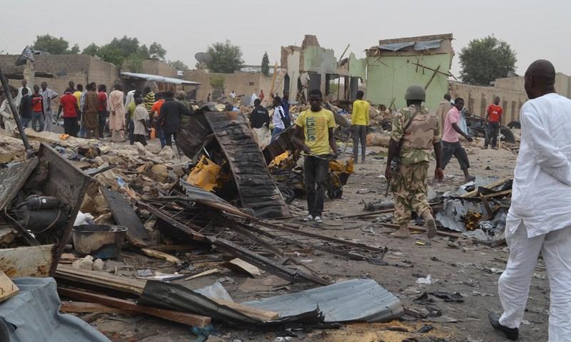 U.N, U.S Condoles With Nigeria Over Borno Attacks
