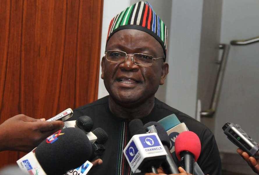 Gov. Ortom Should Stop His Hate Campaign Against President Buhari, Says Presidency