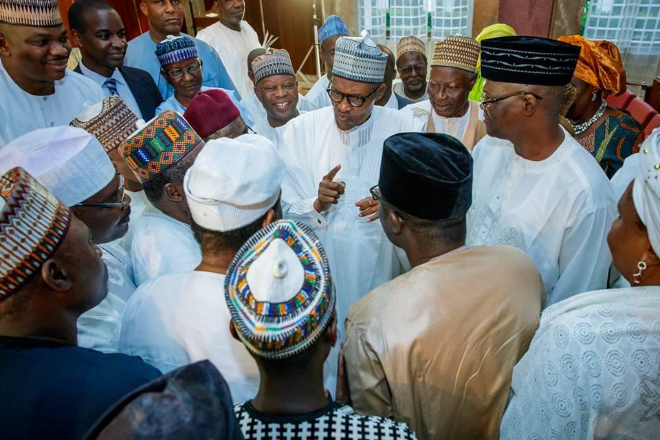 2019: Why I Declared Early - President Buhari
