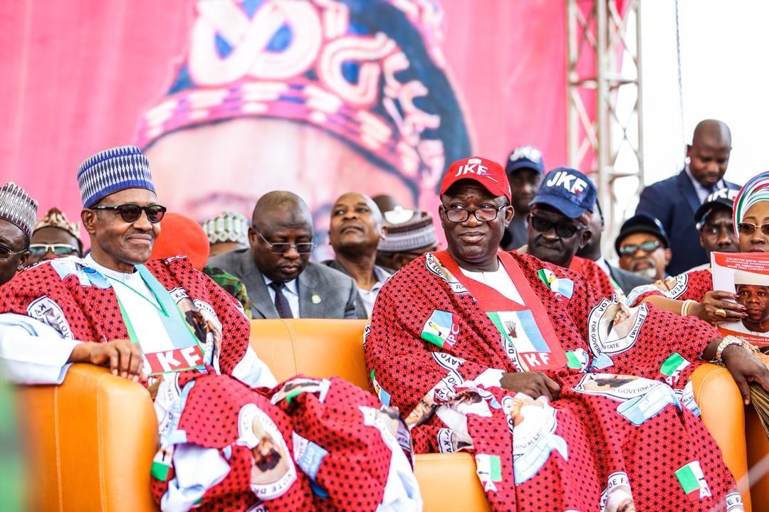 President Buhari Assures On Credible Polls In Ekiti State