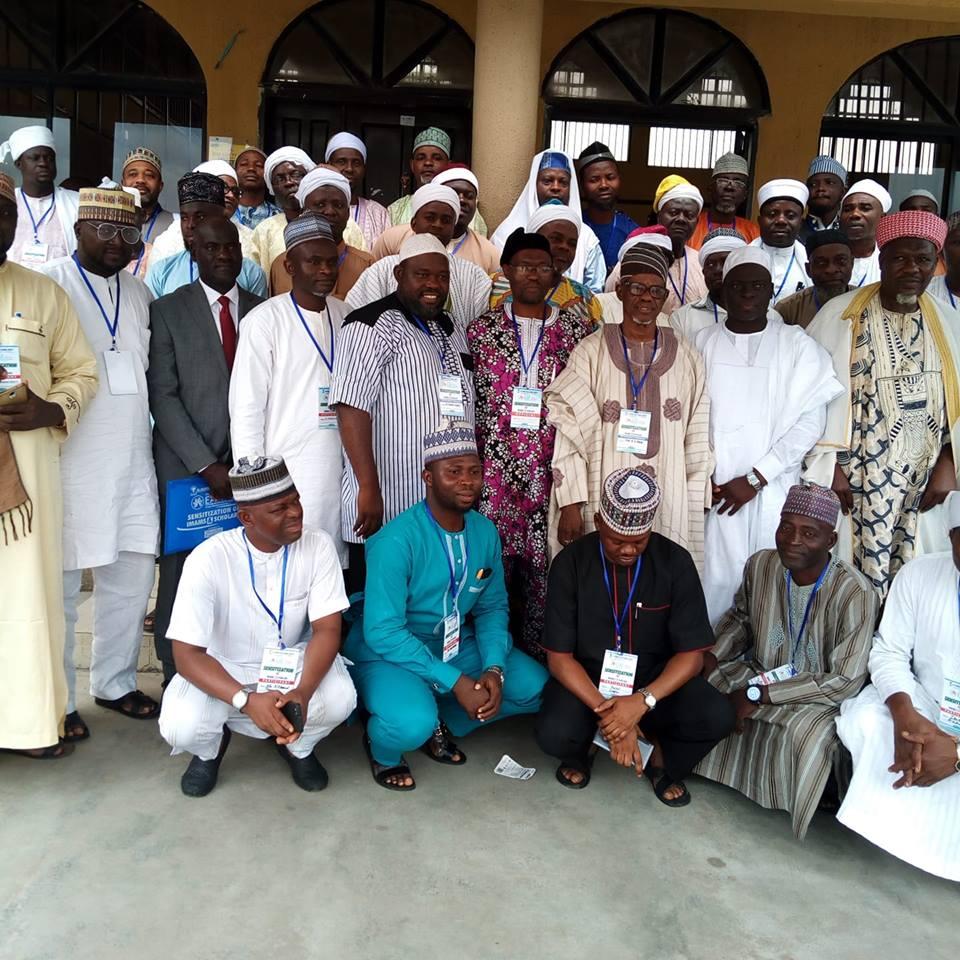 Magu Charges Imams, Scholars on Anti-Corruption Sensitisation