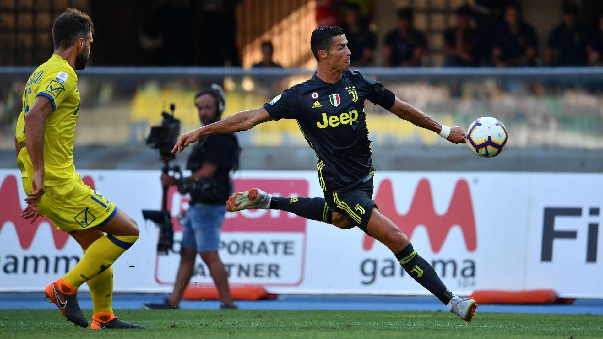 Cristiano Ronaldo Breaks Record on Serie A Debut