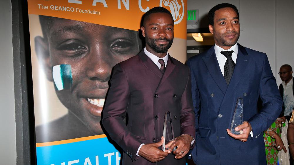 Chiwetel Ejiofor & David Oyelowo To Raise Money For Philanthropy in Nigeria & Africa