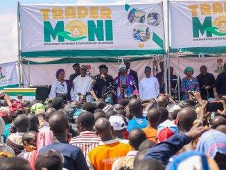 How President Buhari Conceived Tradermoni Scheme - VP Osinbajo