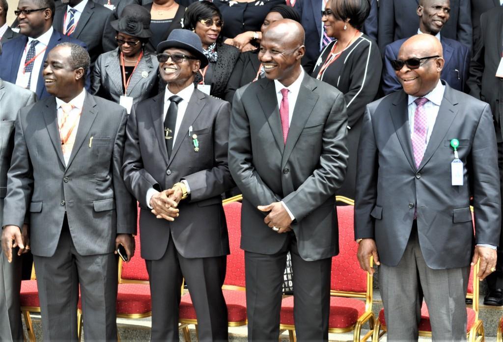 NJI and EFCC To Record Phenomenal Achievements In Corruption Fight - CJN