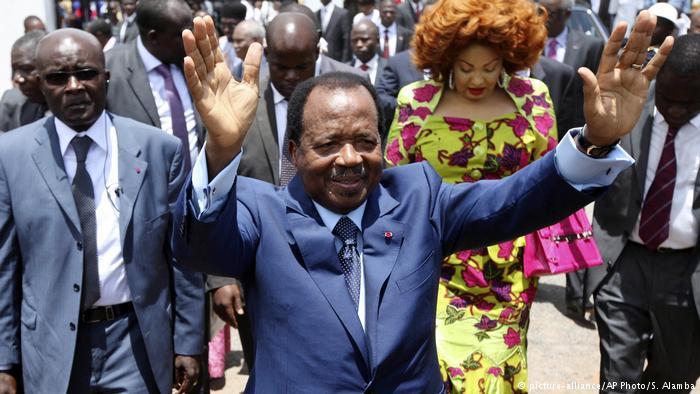 Cameroon's Paul Biya, 85 Wins 7th Term As President