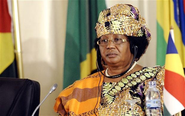 Former Malawi President Joyce Banda Endorses Oby Ezekwesili For President