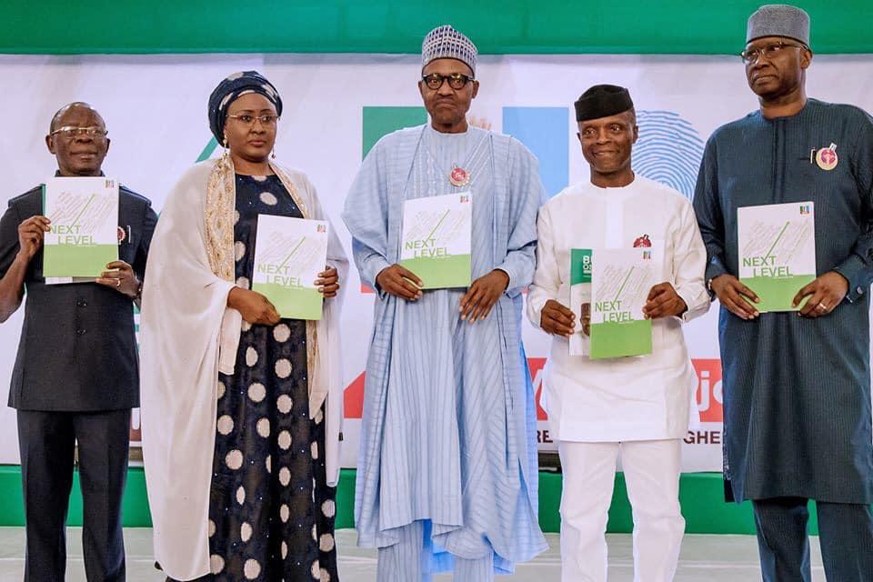 "President Muhammadu Buhari Presents ""The Next Level"" To Nigerians"