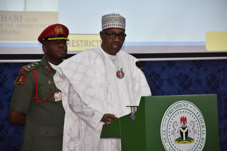 Corrupt Leaders Will Not Escape Jail Eventually - President Buhari
