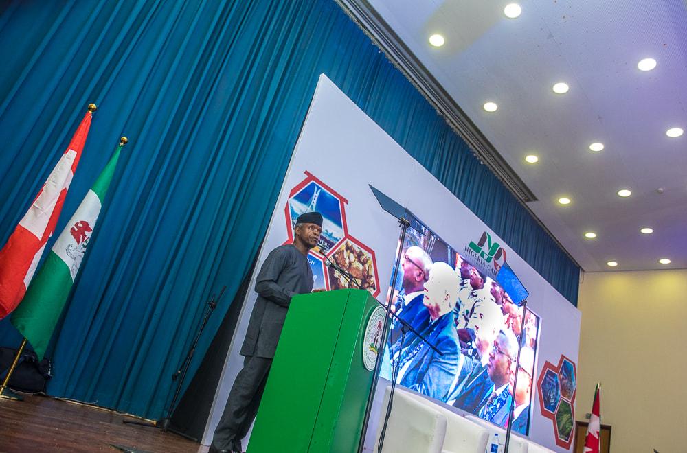 Buhari Administration's Social Investment Programmes Has Improved Livelihoods Nationwide - VP Osinbajo