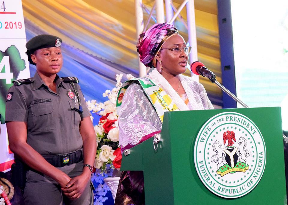 Vote President Buhari Again - Aisha Buhari To Nigerian Women