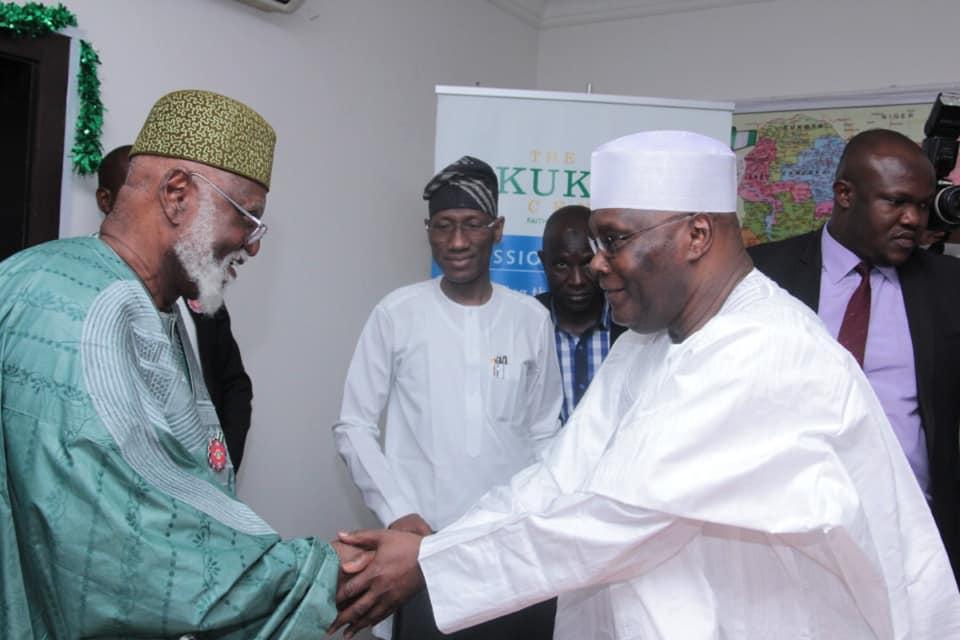 Christmas: Reject Pessimism, Atiku Brings Hope, PDP Urges Nigerians