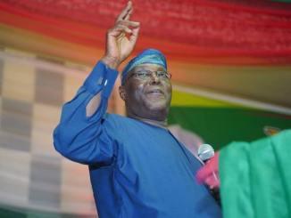 Buhari's Corruption Attack on Atiku Is an Illusion - PDP
