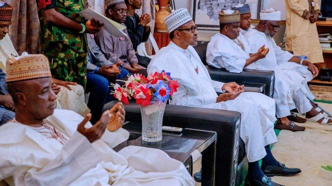 FG to Immortalise Former President Shagari as Buhari Visits Sokoto