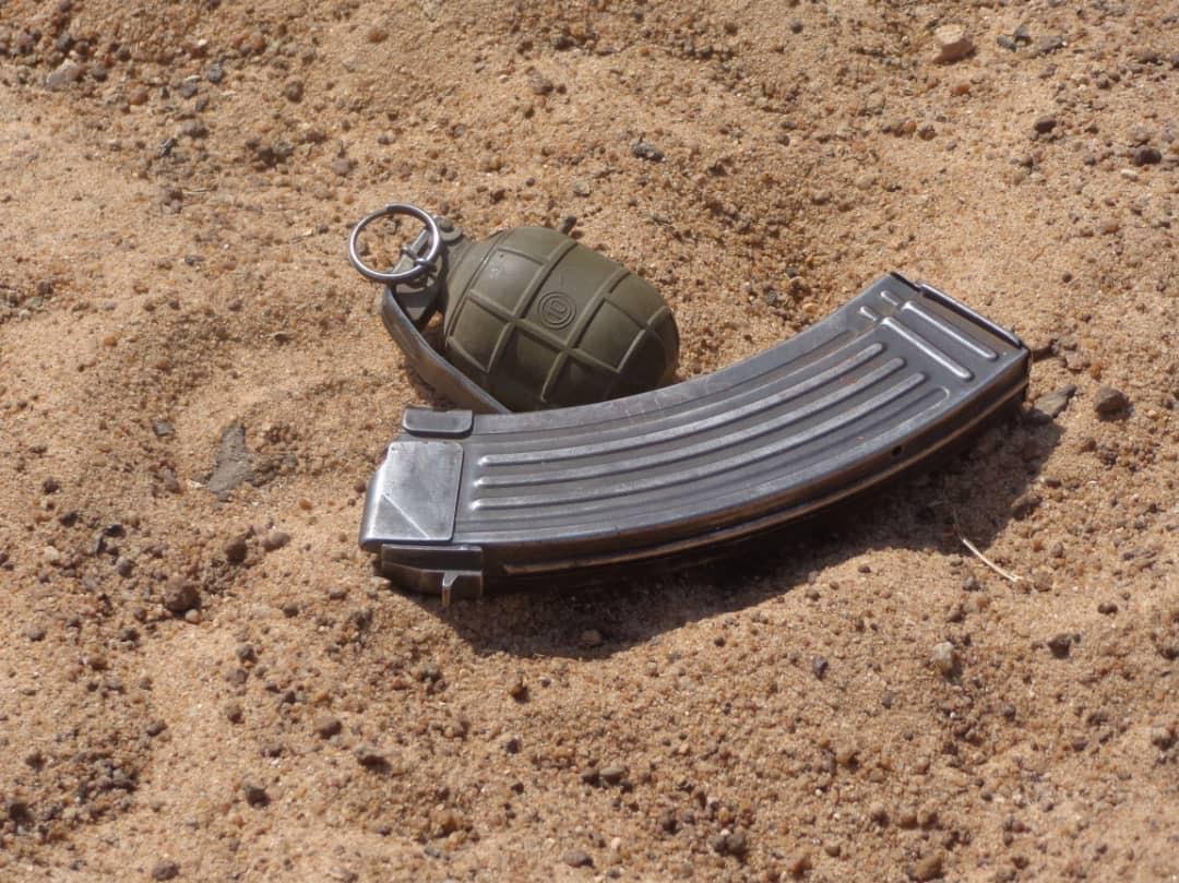 Nigerian Army Neutralise Boko Haram Terrorists, Recover Weapons