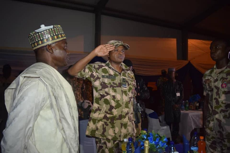 Chief Of Air Staff Lauds Patriotism Of Frontline Troops, Urges Renewed Dedication To Duty