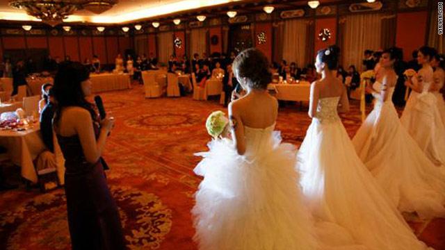 China Bans Rich Wedding Ceremonies
