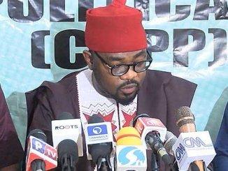 Boycott Buhari's Budget Presentation, CUPP Asks Lawmakers
