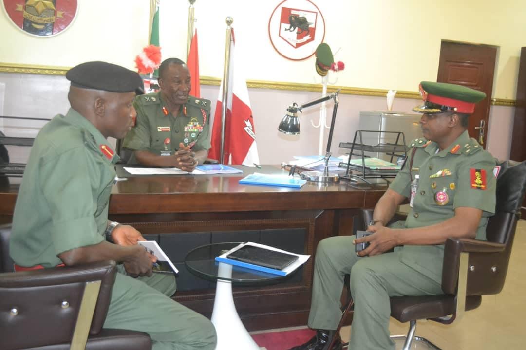 Depot Nigerian Army Gets New Commandant