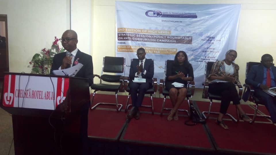 Media, Strategic In Fighting Corruption - Magu