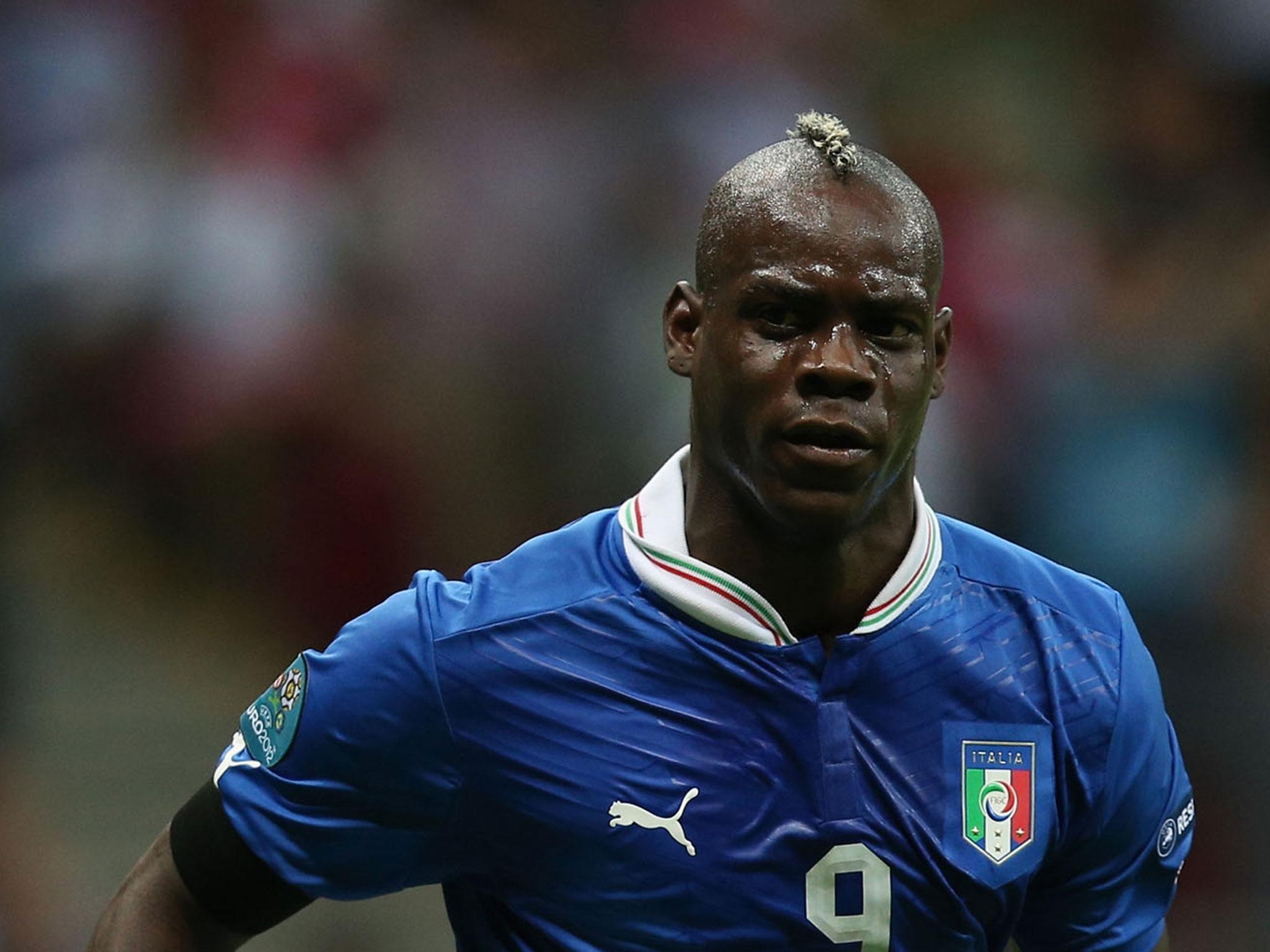 'Decide on Your Future' – Vieira Fires Balotelli