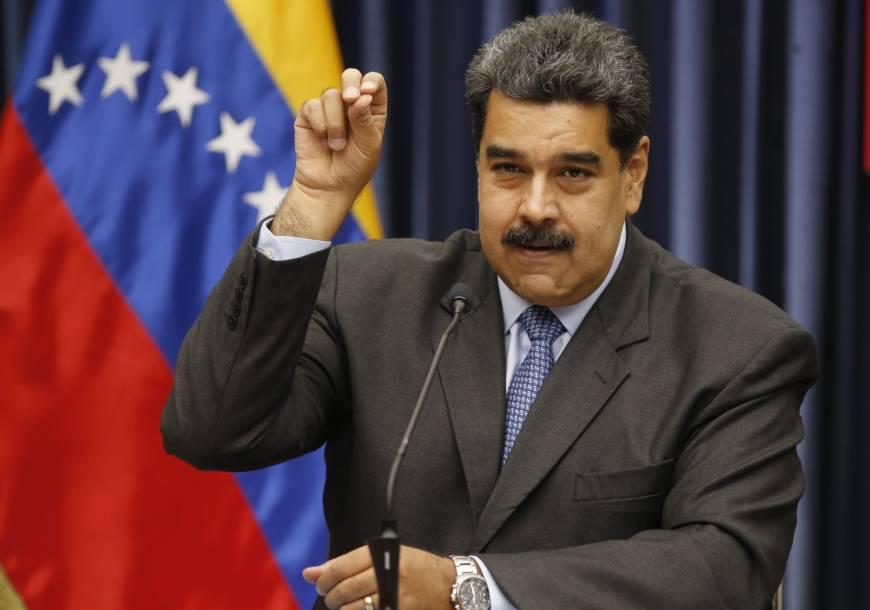 Venezuela's President, Maduro Accuses US Of Plot To Assassinate Him
