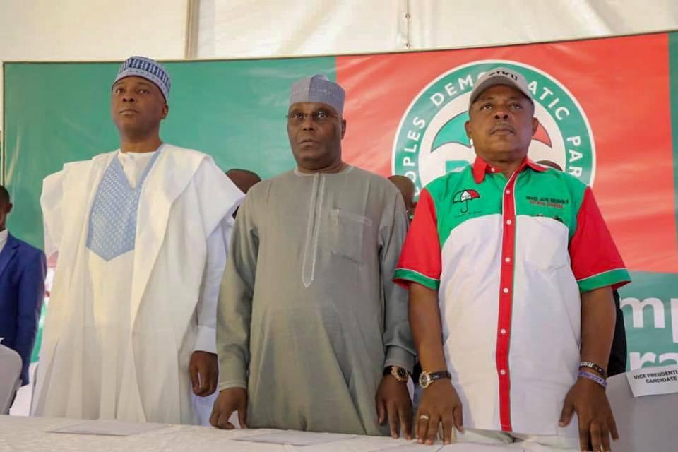 Why Nigerians Should Vote Atiku For President — Saraki