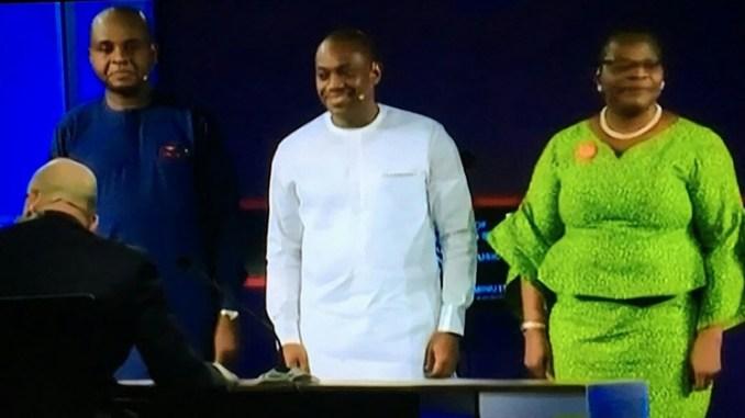 Presidential Debate: Ezekwesili, Durotoye, Moghalu Roll Out Economic Plans For Nigeria