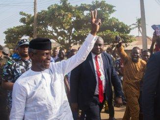 Why Nigerians Should Vote For President Buhari - VP Osinbajo