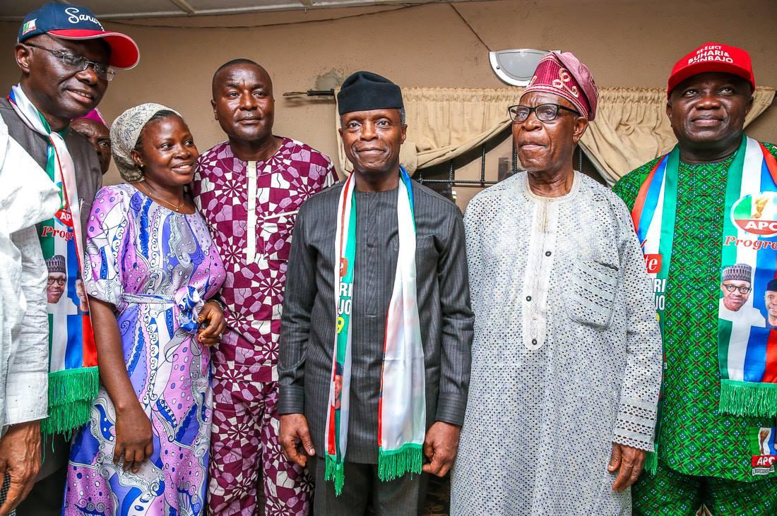 Nigeria's Future Dependent On Long Period Of Honest, Truthful Leadership - VP Osinbajo