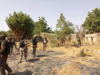 Nigerian Army Clear Boko Haram Hideout In Makinta Meleri
