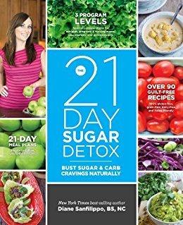 The 21 Day Sugar Detox Book