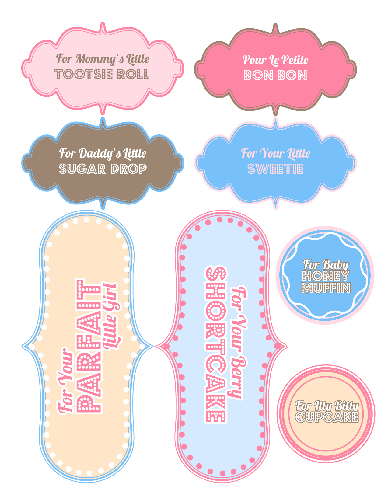 Baby Shower Ts