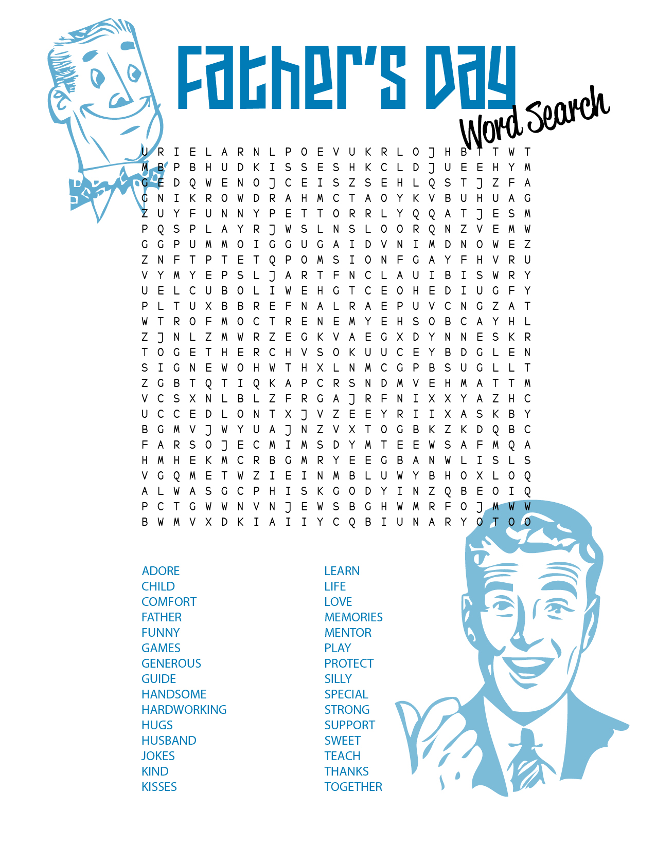 Word Search Archives