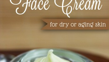 Clean and healthy diy facial moisturizer green tea repairing face cream recipe solutioingenieria Gallery