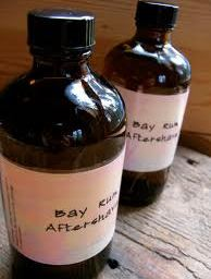 DIY Bay Rum Aftershave By Learning Herbs