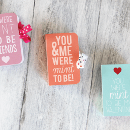 "Tic Tac ""Mint To Be"" Classroom Valentine's by Seven Thirty Three"