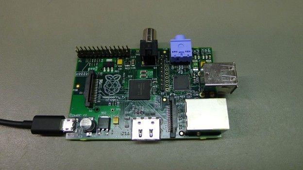 Raspberry Pi beta board