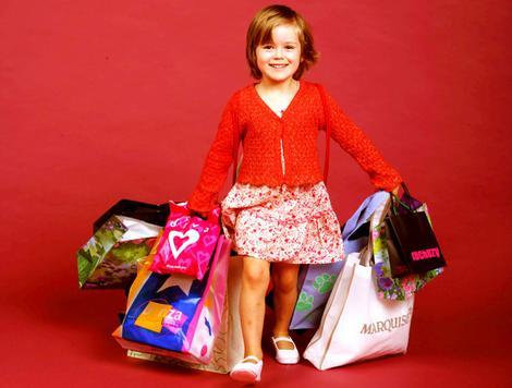 Shopping could increase self-esteem