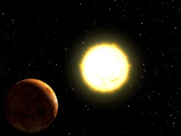 Super Earths may get liquid magnetic coverings (Credit: NASA)