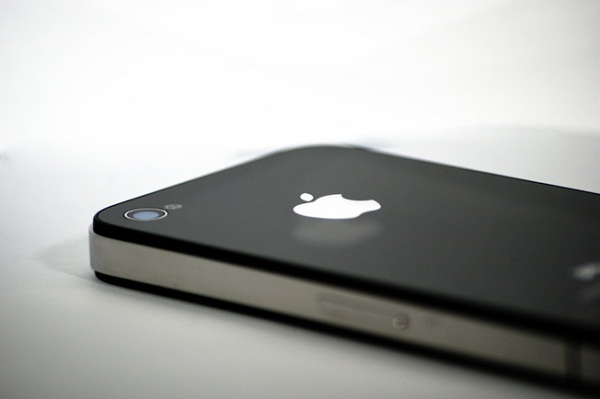 iPhone with face down (Credit: bgr.com)