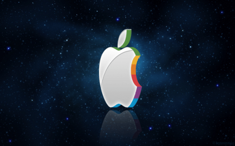 3D Apple logo (Credit: 1nteresting/Deviantart)