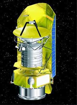 Herschel Space Observatory (Credit: NASA)