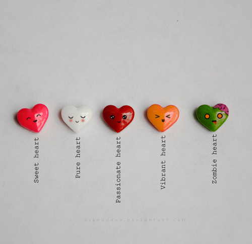 Choose your heart (Credit: Alephunky/Deviantart)