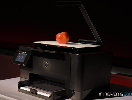 HP 3D Scanner (Credit: Flickr/innovate360)
